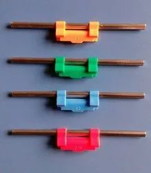 Textile Spinning Spacer
