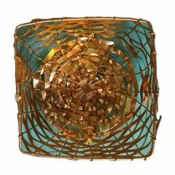 Shiny Gift Basket