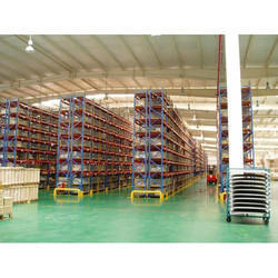 Warehouse Material Storage Rack