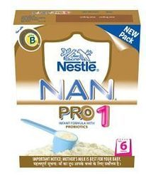 Nestle Nan Pro 1 Infant Formula 400 Gm