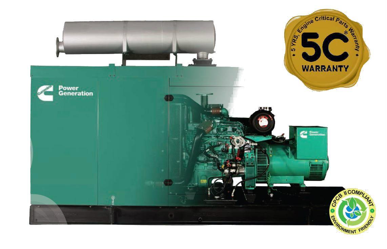 Diesel Generator - Generator Engine Latest Price, Manufacturers