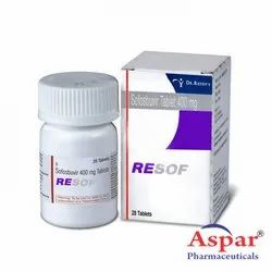 Dr.Reddys Resof Tablets, Packaging Size: 1x28