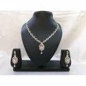 Designer Silver Jewelry Set