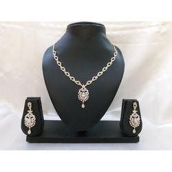 Designer Silver Jewelry Set