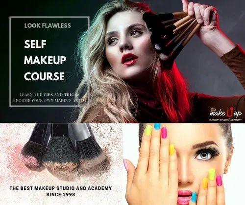 Self Makeup Courses In New Delhi