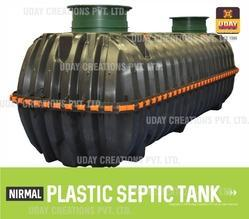 Nirmal Plastic Septic Tank