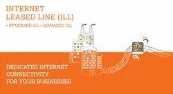 Leasedline Airtel,Tata Leased Line, Access Type: Internet, Wireless LAN