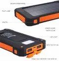 Solar Power Bank 10000 Mah