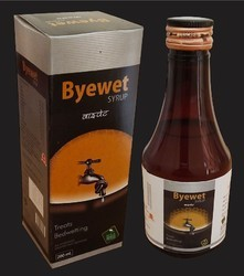 Byewet Ayurvedic Syrup for Bed Wetting In Children, 200 Ml, Packaging Type: Bottle