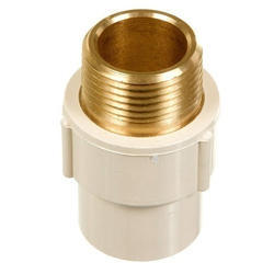 Upvc Brass Male Threaded Adapter