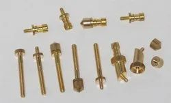 Brass Plaque Fitting Parts