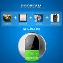 Wireless Video Door Phone Camera Bell