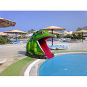 Frp Frog Slide, Age Limit : 6 Years And Below