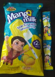Strawberry and Mango Milk Flavour Lolipop