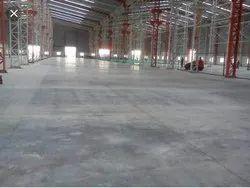 Concrete Vacuum Dewatered Flooring Service, in Pan India