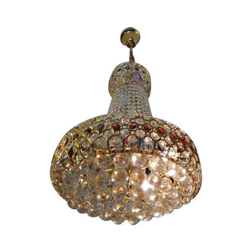 Glass Decorative Hanging Chandelier