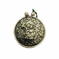 Ethnic silver radha krishna pendant rs 2000 piece indian ethnic silver radha krishna pendant rs 2000 piece indian artefacts id 16812644248 aloadofball Images