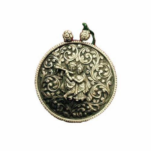 Ethnic silver silver radha krishna pendant rs 2000 piece id ethnic silver silver radha krishna pendant aloadofball Gallery
