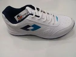 White Mens Sport Shoes