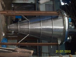Conical Vacuum Mixer