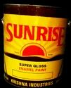 High Gloss Oil Based Paint Synthetic Enamel Paints, Packaging Type: Tin
