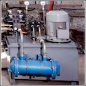 Power Pack Units with Water Cooled Heat Exchanger