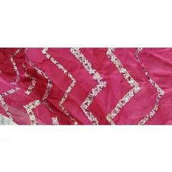 Designer Sequence Fabric