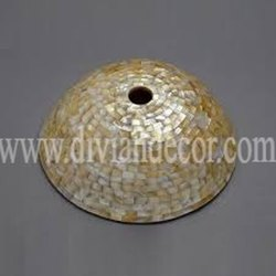 Dewdrop Mother of Pearl Bowl