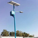 9 Watt Solar LED Street Light