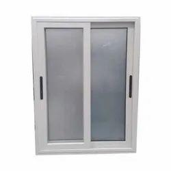 21mm 2 Track Aluminium Sliding Window