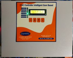 2 AC Controller GSM Based First Kind In India