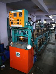 Fully Automatic Wrinkle Dish Making Machine