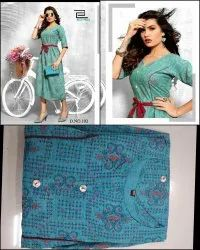 Ladies Casual Wear Kurti With High Quality