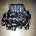 Curly Funmi Human Hair Machine Weft