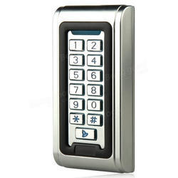 Electronic Door Access Control System