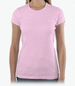 Round Neck Ladies T-Shirts