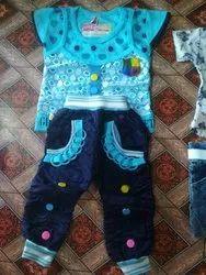Cotun Blue Kids Wear, Small