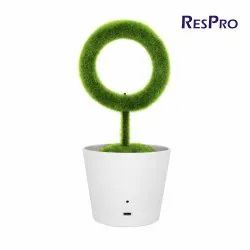 Respro Po-359 Plant Desktop Air Purifier With Negative Ions for Corporate Gifting