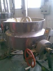 Steam Heated Khova Machine