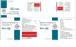 Telmisartan 40 mg Tablets