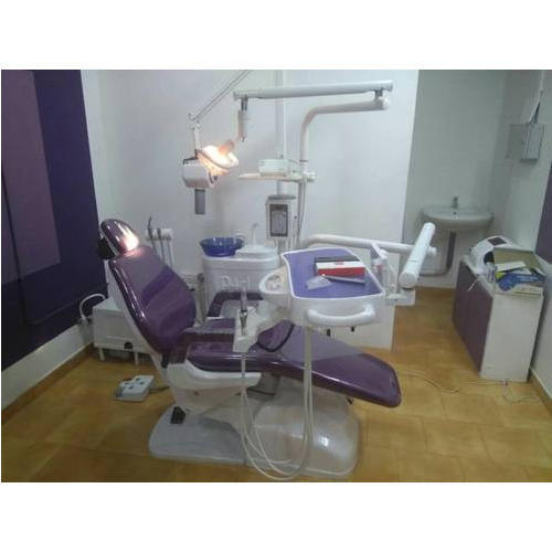 Integral Dental Chair For Dental Surgery Rs 75000 Piece