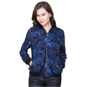 Full Sleeve Party Wear Surplus Ladies Winter Jacket