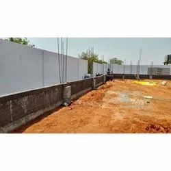 Compound Wall Construction Service