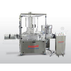 Automatic Rotary Capping Machine