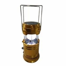 Aluminum LED Solar Emergency Lantern