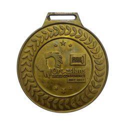 30 Gram Gold Plated Medal