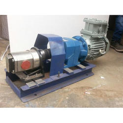 Stainless Steel Gear Pump SEG25, Maximum Flow Rate: 50 LPM