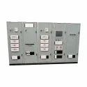 Three Phase Mild Steel Protection Control Panel