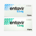 Entecavir  1 mg Tablet