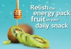 Saaral Continental Kiwi Fruit Honey Energy Snack, Packaging Type: Box
